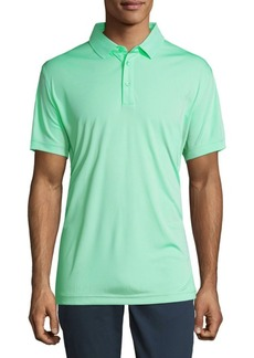 J. Lindeberg Short-Sleeve Jersey Polo