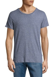 J. Lindeberg Textured Cotton Tee