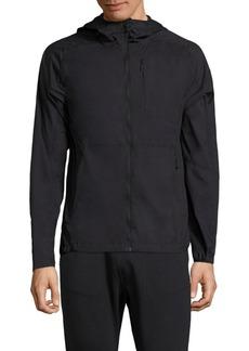 J. Lindeberg Windbreaker Hooded Jacket