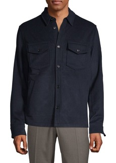 J. Lindeberg Long-Sleeve Button-Down Shirt
