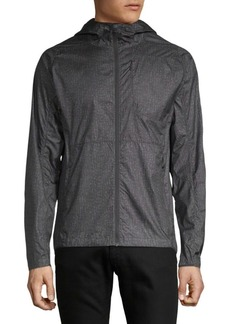 J. Lindeberg Performance Lightweight Hooded Jacket