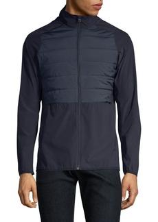 J. Lindeberg Quilted Hybrid Jacket