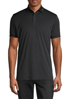 J. Lindeberg Regular-Fit Jersey Polo
