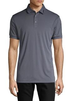 J. Lindeberg Regular-Fit Short-Sleeve Polo