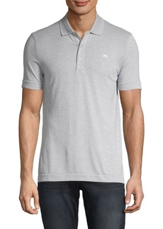 J. Lindeberg Seamless-Fit Short-Sleeve Polo