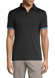 J. Lindeberg Short-Sleeve Polo Shirt