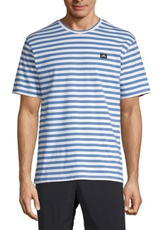 J. Lindeberg Striped Cotton Tee