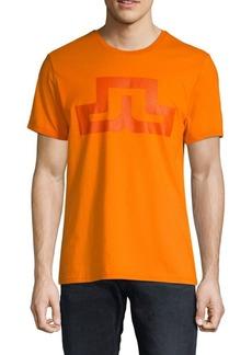 J. Lindeberg Tonal Logo T-Shirt