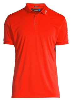 J. Lindeberg Tour Tech Racing Polo