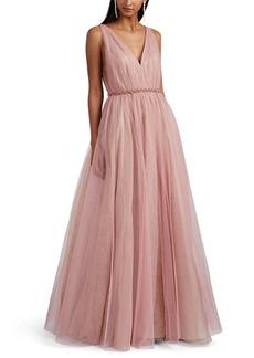 J. Mendel Women's Embellished Tulle Gown
