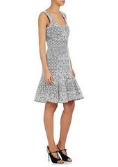 J. Mendel Women's Lace Sleeveless Dress