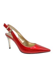 J. Renee Brunhilda Pointed Toe Slingback Heel - Wide Width Available