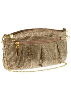 J. Renee J.Renee Cambria Clutch with Detachable Strap