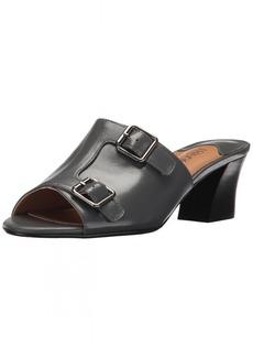 J. Renee J.Renee Women's Maribeth Slide Sandal dark gray  US