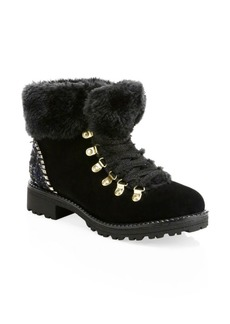 Jack Rogers Charlie Faux Shearling Boots