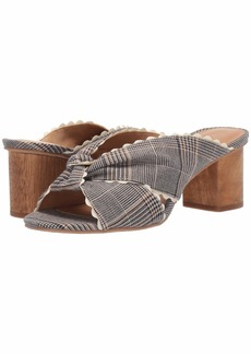 Jack Rogers Holly Plaid Mule