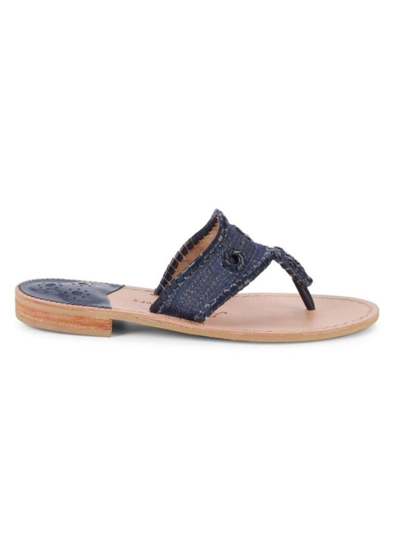 Jack Rogers Isla Rondelle Sandals