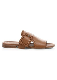 Jack Rogers Izzie Leather Slides