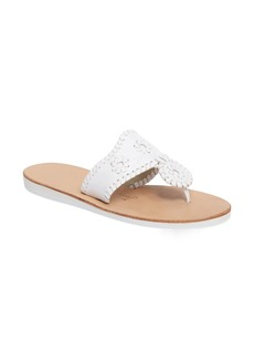 Jack Rogers Boating Jacks Thong Sandal (Women)