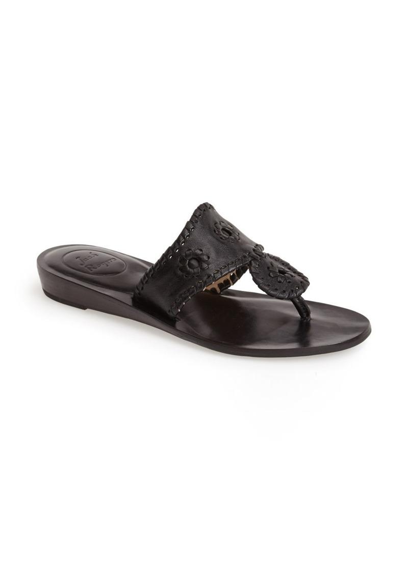 Jack Rogers 'Capri' Thong Sandal (Women)