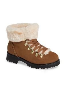 Jack Rogers Charlie Faux Shearling Lined Bootie (Women)