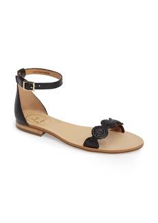 Jack Rogers Daphne Medallion Flat Sandal (Women)