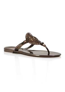 Jack Rogers Georgica Jelly Thong Sandals