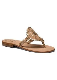 Jack Rogers Georgica Thong Sandals