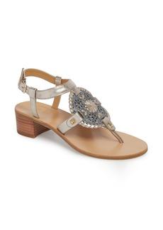 Jack Rogers Gretchen Block Heel Sandal (Women)