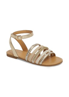 Jack Rogers Hannah Braided Embellished Sandal (Women)