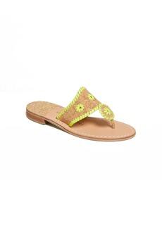 Jack Rogers Jacks Flat Cork Sandals