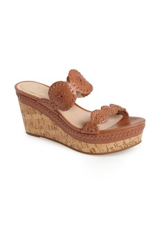 Jack Rogers 'Leigh' Wedge Sandal (Women)