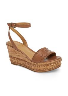 Jack Rogers Lennon Platform Wedge Sandal (Women)