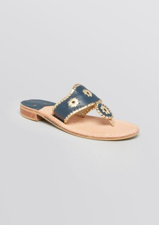 Jack Rogers Nantucket Thong Sandals