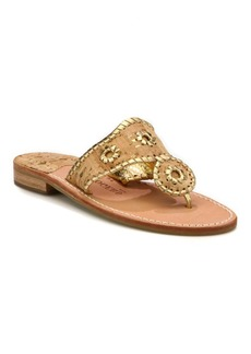 Jack Rogers Napa Valley Thong Sandals