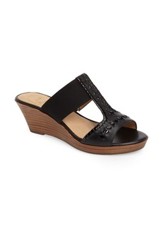 Jack Rogers Nora Wedge Slide Sandal (Women)