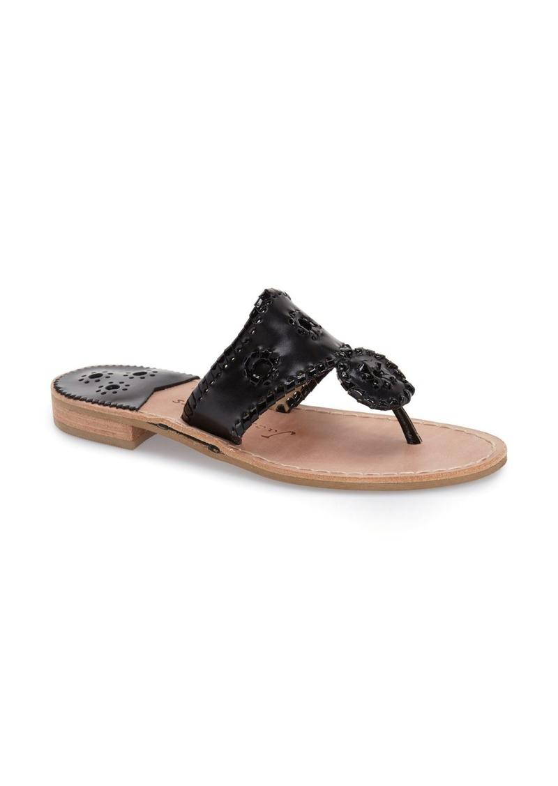 Jack Rogers 'Palm Beach' Sandal