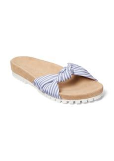 Jack Rogers Phoebe Knotted Slide Sandal (Women)