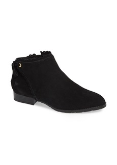 Jack Rogers Scalloped Ankle Bootie (Women)