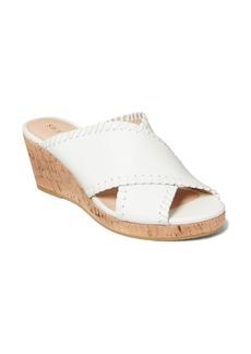 Jack Rogers Sloane Wedge Slide Sandal (Women)