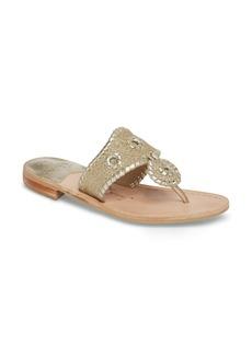 Jack Rogers 'Sparkle' Sandal (Women)
