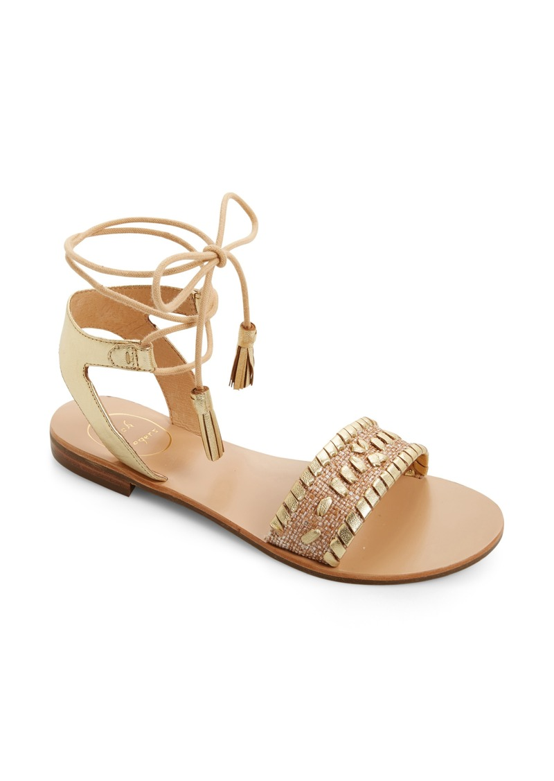 2859321f6 Jack Rogers Jack Rogers Tate Raffia Sandal (Women) | Shoes