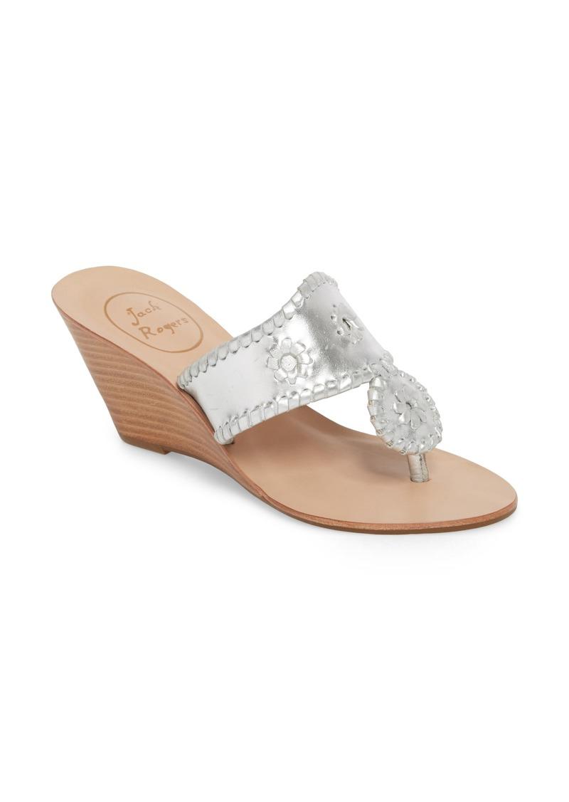 95de557776 Jack Rogers Jack Rogers Wedge Sandal (Women)   Shoes