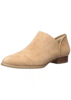 Jack Rogers Women's Avery Suede Ankle Bootie  6 M US