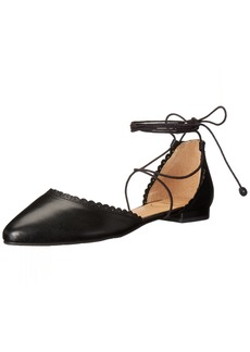 Jack Rogers Women's Camille Pointed Toe Flat