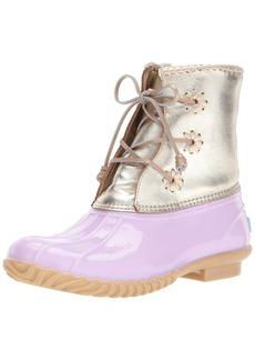 Jack Rogers Women's Chloe Metallic Rain Boot   M US