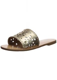 Jack Rogers Women's Delilah Slide Sandal 7 Medium US