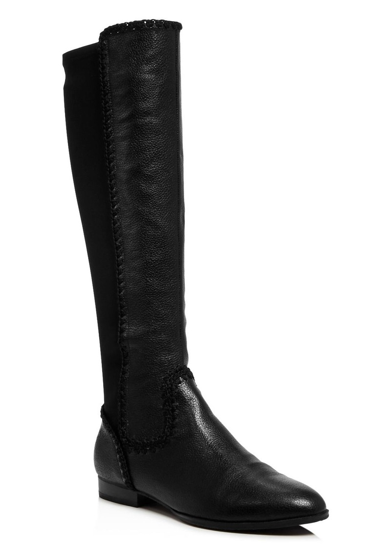 Jack Rogers Women's Gemma Leather Knee Boots