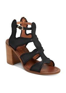 Jack Rogers Women's Jackie Strappy High-Heel Sandals