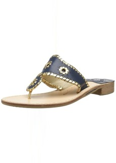 Jack Rogers Women's Nantucket Gold Sandal